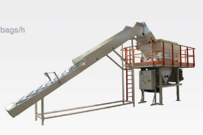 automatic-bag-empty-machine--with-belt-conveyor